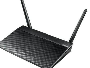 Myydään: Asus router brand new