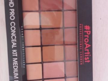 Venta: Corrector HD  pro conceal kit medium dark proartist