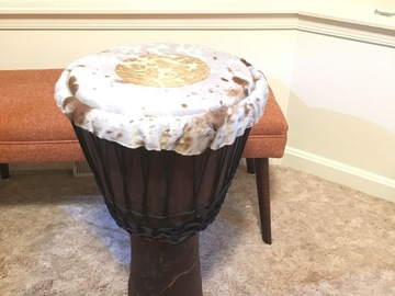 Renting out: Djembe