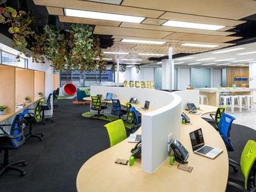 Paid: Gold Coast Business Hub Day Desk