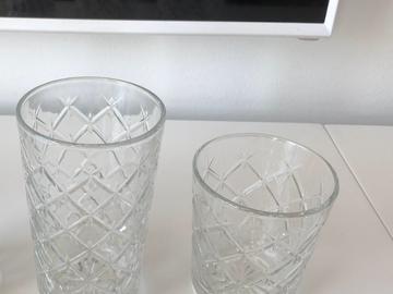 Ilmoitus: Ikea flimra laseja (isoja 33 kpl ja pieniä 3 kpl)