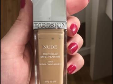 Venta: BASE Nude de Dior en tono 20