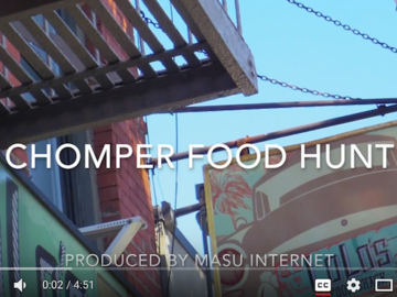 Services: Professional Food Documentary video production