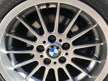 """Selling: BMW Style 32 Staggered 17"""""""