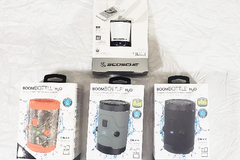 Sell: boomBOTTLE H2O IP67 Rated Wireless Bluetooth Speakers, NEW!