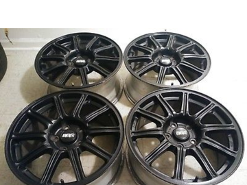"Selling: 17"" BBS, 5x114"
