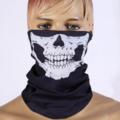 Sell: NEW Skull Face Mask Print Tube Bandana Neck Face Cover (50)