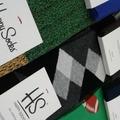 Sell: 96 Pairs of Happy Socks Men's Designer Socks ($1,152 Retail)
