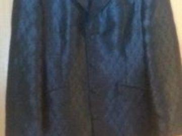 Ilmoitus: Kuvioitu puvuntakki