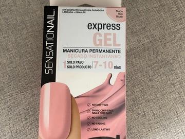 Venta: Kit de manicura semipermanente