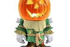 Sell: Pumpkin People High Quality Statue Stands & Light Ups!  NEW!
