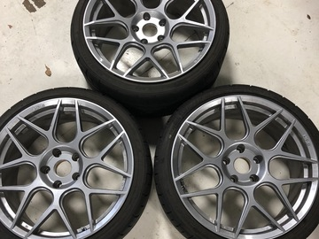 Selling: HRE FF01 19inch