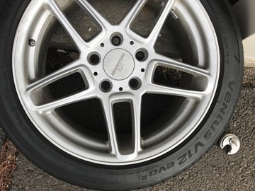 Selling: 17x8.5 | 5x120 | AC Schnitzer Type 3 wheels for sale