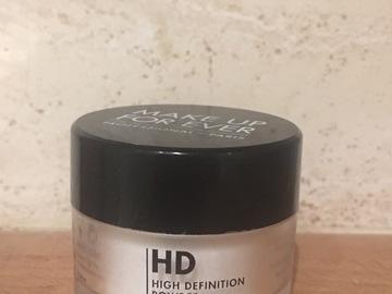 Venta: HD microfinish powder Makeupforever mini 5g