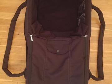 Myydään: Britax Soft Carry Cot