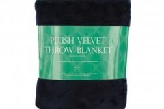 Sell: Super Soft Plush Velvet Fleece Throw Blanket