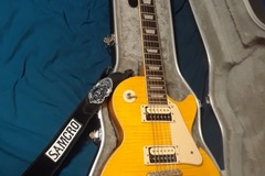 Renting out: Epiphone Les Paul Standard