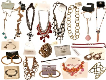 Buy Now: 320 pieces Dept Store Jewelry lots over $4,000.00 retail