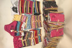 Sell: Sorted size and color lady's underwear lot