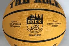 Sell: Qty 27 Anaconda The Rock Indoor/Outdoor Basketball MG-4200B
