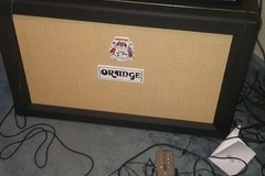 Renting out: Peavey 6505+ and orange ppc212