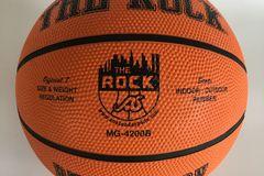 Sell: Qty 27 Anaconda The Rock Orange Basketball MG-4200B