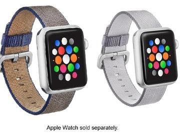 Buy Now: 40 x Modal Apple Watch Woven Nylon Bands
