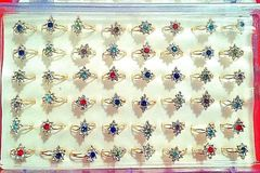 Sell: (288) New Cubic Zirconia Royal Design Fashion Rings
