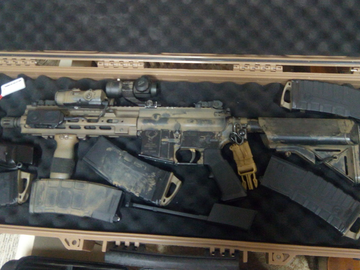 Selling: M4  SYSTEMA CQB  - ***** SOLD *****