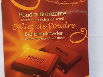 Venta: Bronzer chocolate bourjois