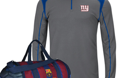 Sell: LICENSED NFL, MLB, NHL, NCAA SWEATERS, HOODIES, $3.85/pc