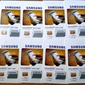 Sell: (10) Samsung 128GB EVO Class 10 Micro SDXC with Adapter