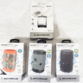 Sell: Scosche boomBOTTLE H2O Bluetooth Speakers & Camera, NEW!