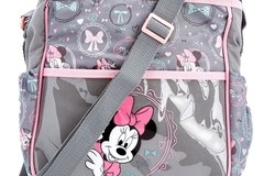 Sell: Disney Minnie Mouse Diaper Bag, CuddlesMe & BabyStache $0.99