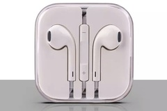 Sell: 100 X iPhone Headphones with Microphone 6s 6 Plus 5s 5 4 4s