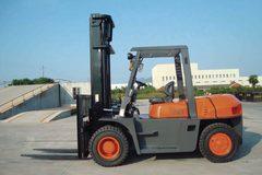 En alquiler: Autoelevador marca Landmarck 7 Ton. Diesel