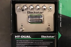 Renting out: Blackstar HT Dual Pedal