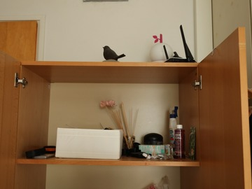 Myydään: Isku Cupboard