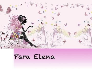 Venta: Para Elena