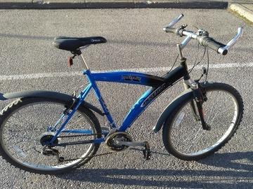 """Myydään: Geared mountain bike 26"""""""