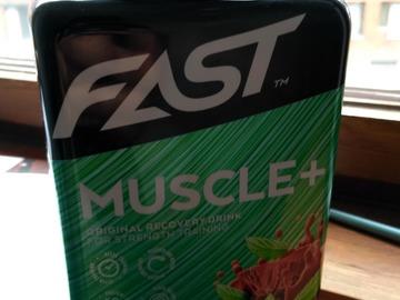 Myydään: FAST MUSCLE+ Protein Powder