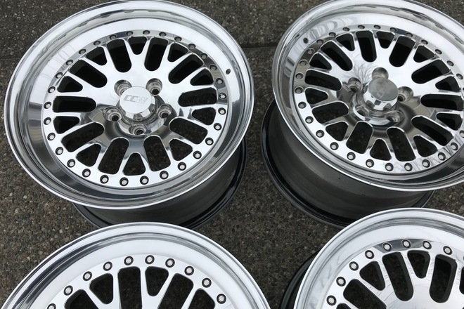Used Rims For Sale >> 18x9 18x10 5 5x114 3 Ccw Classic Used Wheels For Sale