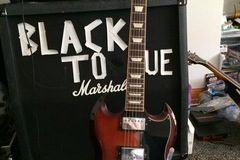 Renting out: 2014 Gibson SG '61 Reissue Desert Burst W/Bigsby