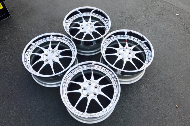 Used Wheels For Sale >> 19x9 19x10 5x112 Dtm Kreuz Used Wheels For Sale