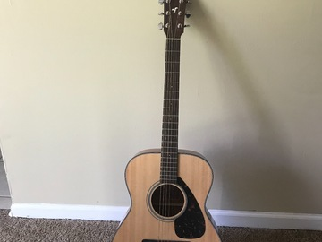 Renting out: New Acoustic