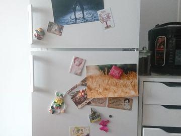 Myydään: Electrolux fridge