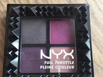 Venta: Paleta Bossy Full Thottle de Nyx