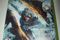 Sell:  30 x Metal Gear Rising (Xbox 360) New Sealed