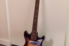 Renting out: Vintage Japanese Electric Guitar (Teisco, Kay)