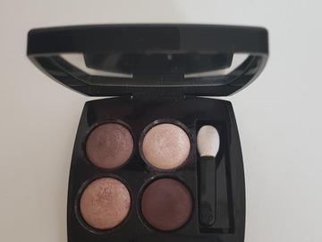 Venta: Cuarteto sombras Chanel - Raffinement
